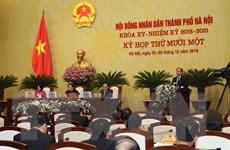 UBND Hà Nội làm rõ nhiều vấn đề cử tri và đại biểu quan tâm