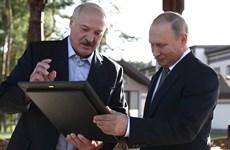 Nga và Belarus đạt được nhiều tiến bộ về lộ trình hội nhập