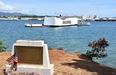 Mỹ kỷ niệm 78 năm ngày xảy ra vụ tấn công Trân Châu Cảng