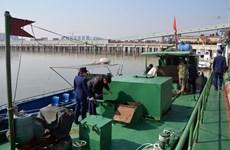 Cảnh sát biển tạm giữ 20.000 lít dầu FO không rõ nguồn gốc