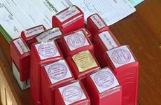 Phú Thọ: Triệt phá ổ nhóm lừa đảo chiếm đoạt tiền từ ngân hàng