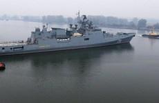 [Video] Nga phô diễn sức mạnh của tên lửa hành trình Kalibr