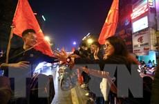 CĐV Việt Nam nếm trải hương vị vô địch SEA Games sau hàng thập kỷ
