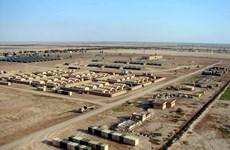 Căn cứ quân sự Mỹ tại Iraq tiếp tục bị tấn công bằng rocket