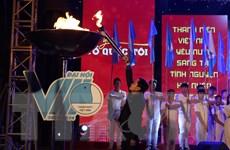 Hà Nội chào mừng Đại hội Hội Liên hiệp Thanh niên Việt Nam lần thứ 8