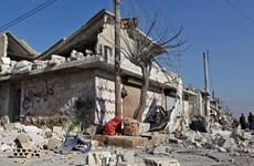 Hàng chục nghìn người tị nạn từ Idlib di chuyển sang Thổ Nhĩ Kỳ