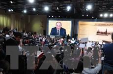 Nga phủ nhận sự hiện diện của binh sỹ nước ngoài tại Donbass