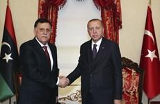 Chính phủ Libya phê chuẩn thỏa thuận an ninh với Thổ Nhĩ Kỳ