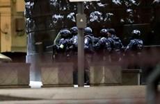 Nga tăng cường an ninh sau vụ nổ súng gần trụ sở FSB