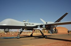 Pháp triển khai máy bay không người lái vũ trang đến khu vực Sahel