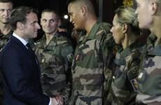 Binh sỹ Pháp tiêu diệt hàng chục phần tử khủng bố tại Mali