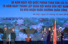 Mãi mãi tự hào truyền thống Quân đội nhân dân Việt Nam