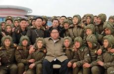 Nhà lãnh đạo Triều Tiên họp bàn về nâng cao năng lực quân đội