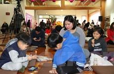 Cộng đồng người Việt tại Hàn Quốc đón Tết sớm tại Incheon