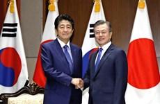 Hàn Quốc muốn nhanh chóng giải quyết bất đồng thương mại với Nhật Bản