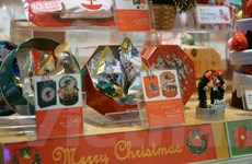 Những món quà Giáng sinh thú vị từ đất nước Nhật Bản