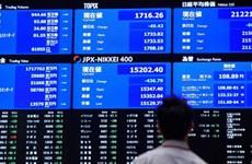 Chứng khoán châu Á tăng giảm trái chiều phiên cuối tuần