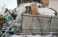 Rơi máy bay ở Kazakhstan: Máy bay rung lắc mạnh trước khi mất độ cao
