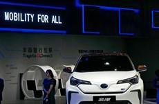 Trung Quốc phạt chi nhánh của Toyota do vi phạm luật chống độc quyền