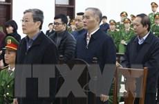 Hủy bỏ lệnh kê biên nhà của bị cáo Nguyễn Bắc Son và Trương Minh Tuấn