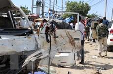 Somalia khắc phục hậu quả đánh bom xe thảm khốc ở Mogadishu