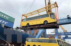 Việt Nam xuất khẩu xe bus sang thị trường Philippines
