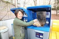 Các địa phương tại Hàn Quốc nỗ lực giảm rác thải sinh hoạt