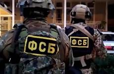 Nga triệt phá âm mưu tấn công khủng bố tại Saint Petersburg
