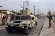 Quân đội Iraq mở chiến dịch truy quét toàn quân IS