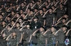 Hàn Quốc triển khai chế độ nghĩa vụ quân sự mới từ năm 2020