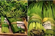 Nở rộ xu hướng sử dụng thực phẩm thân thiện với môi trường