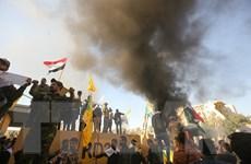 Israel cáo buộc Iran tấn công Đại sứ quán Mỹ tại Iraq