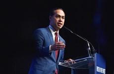 Mỹ: Thêm một ứng cử viên đảng Dân chủ kết thúc chiến dịch tranh cử