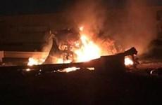 Iraq: Sân bay quốc tế Baghdad bị tấn công bằng rocket