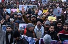 Vụ sát hại tướng Soleimani: Hàng vạn người Iran tuần hành phản đối Mỹ