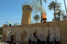 Máy bay Mỹ tăng cường giám sát quanh Đại sứ quán Iran tại Iraq