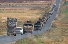 SOHR: Thổ Nhĩ Kỳ tăng cường lực lượng tại tỉnh Idlib của Syria