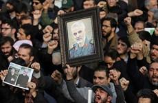 Iran: Mỹ sát hại Tướng Soleimani là hành động khơi mào chiến tranh