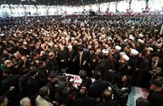 Quốc hội Iran tuyên bố Lầu Năm Góc là 'tổ chức khủng bố'