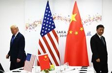 Thế đối đầu Mỹ-Trung vẫn còn nhiều bế tắc trong năm 2020