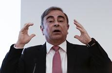 Cựu Chủ tịch Nissan xuất hiện công khai trong buổi họp báo ở Liban
