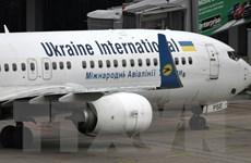 Ukraine phối hợp chặt chẽ với Iran để điều tra vụ rơi máy bay ở Tehran