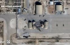Hình ảnh căn cứ Mỹ tan nát sau màn dội tên lửa của Iran