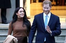Vợ chồng Hoàng tử Anh từ bỏ vai trò thành viên cấp cao của Hoàng gia