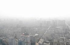 Chất lượng không khí Hà Nội đang dần được cải thiện