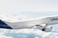 Một chuyến bay của Lufthansa phải quay về khi đang trên đường tới Iran