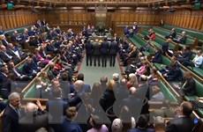 Hạ viện Anh thông qua thỏa thuận của Thủ tướng Johnson về Brexit