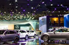 Triển lãm xe hơi Brussels 2020 thu hút các tên tuổi hàng đầu châu Âu