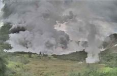 Philippines sơ tán hàng nghìn người do núi lửa Taal thức giấc