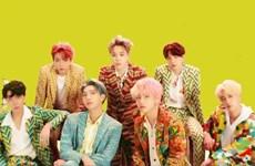 Nhóm nhạc BTS tiếp tục lập kỷ lục về lượt xem với MV 'Idol'